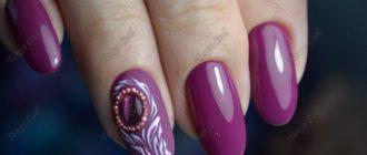 vesn2 13 1 330x140 - Фото дизайна ногтей 7. Весенний дизайн
